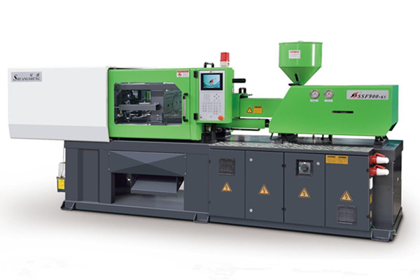 125Grams 90TON plastic injection molding machine(SSF900-K5)