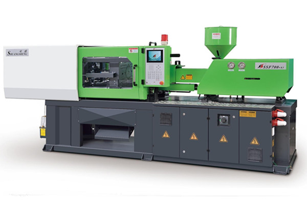 Horizontal 70TON plastic injection machine(SSF700-K5)