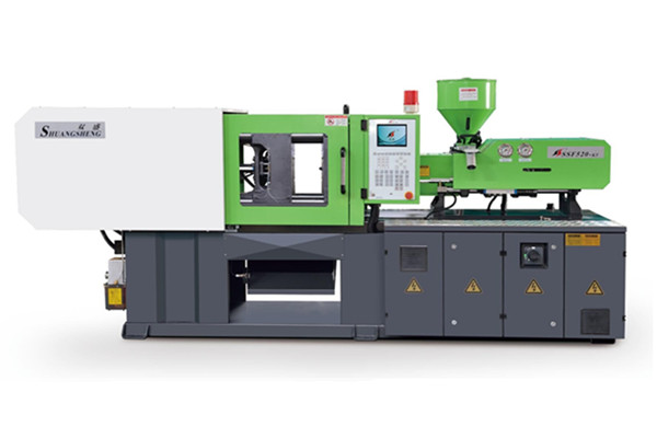 Small Hydraulic Injection Moulding Machine(SSF520-K5)