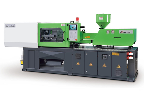 Shuangsheng brand 90TON horizontal servo injection molding machine (SSF900-S)